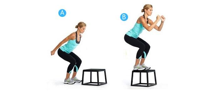 очень эффективные упражнения для похудения ляшек