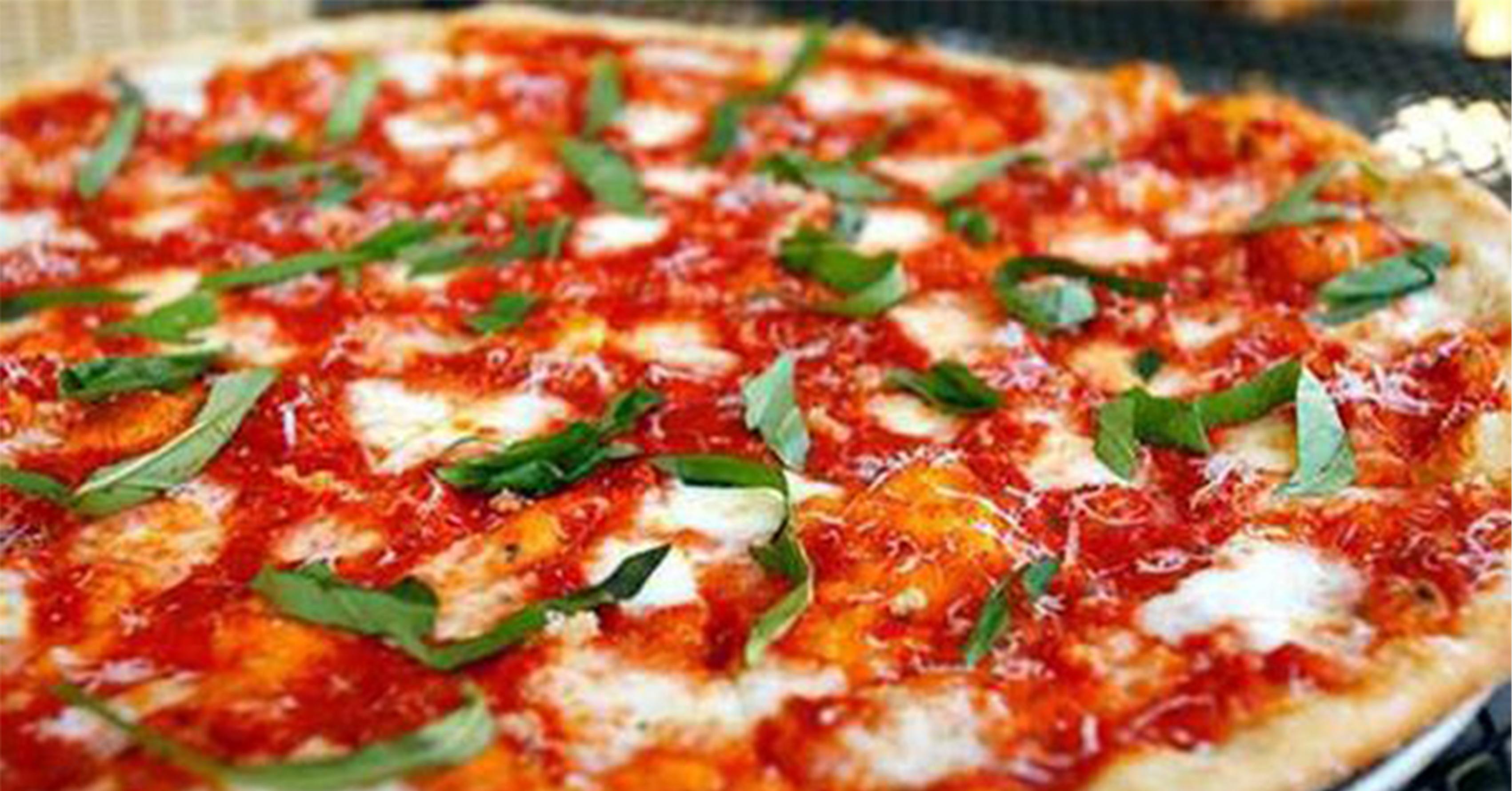 Рецепт пиццы маргариты в домашних условиях