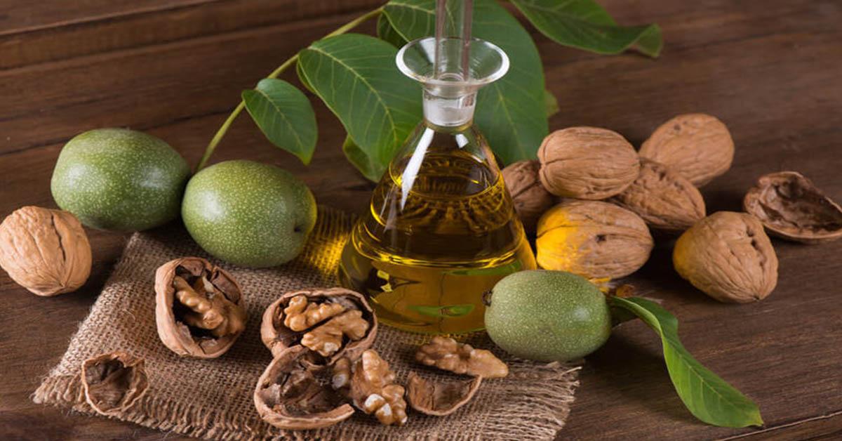 Рецепт из перегородок в грецких орехах