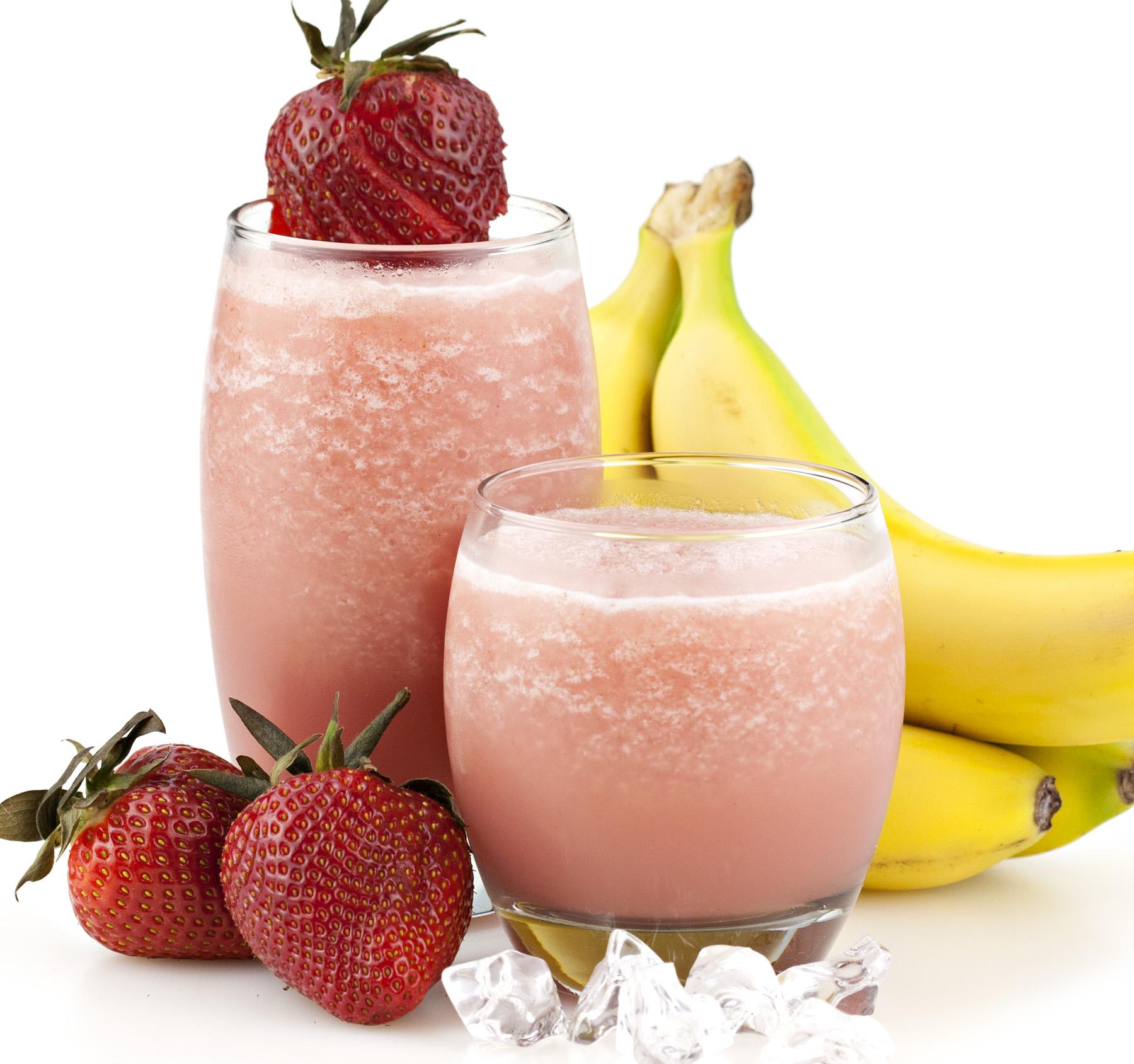 здоровое питание бананы