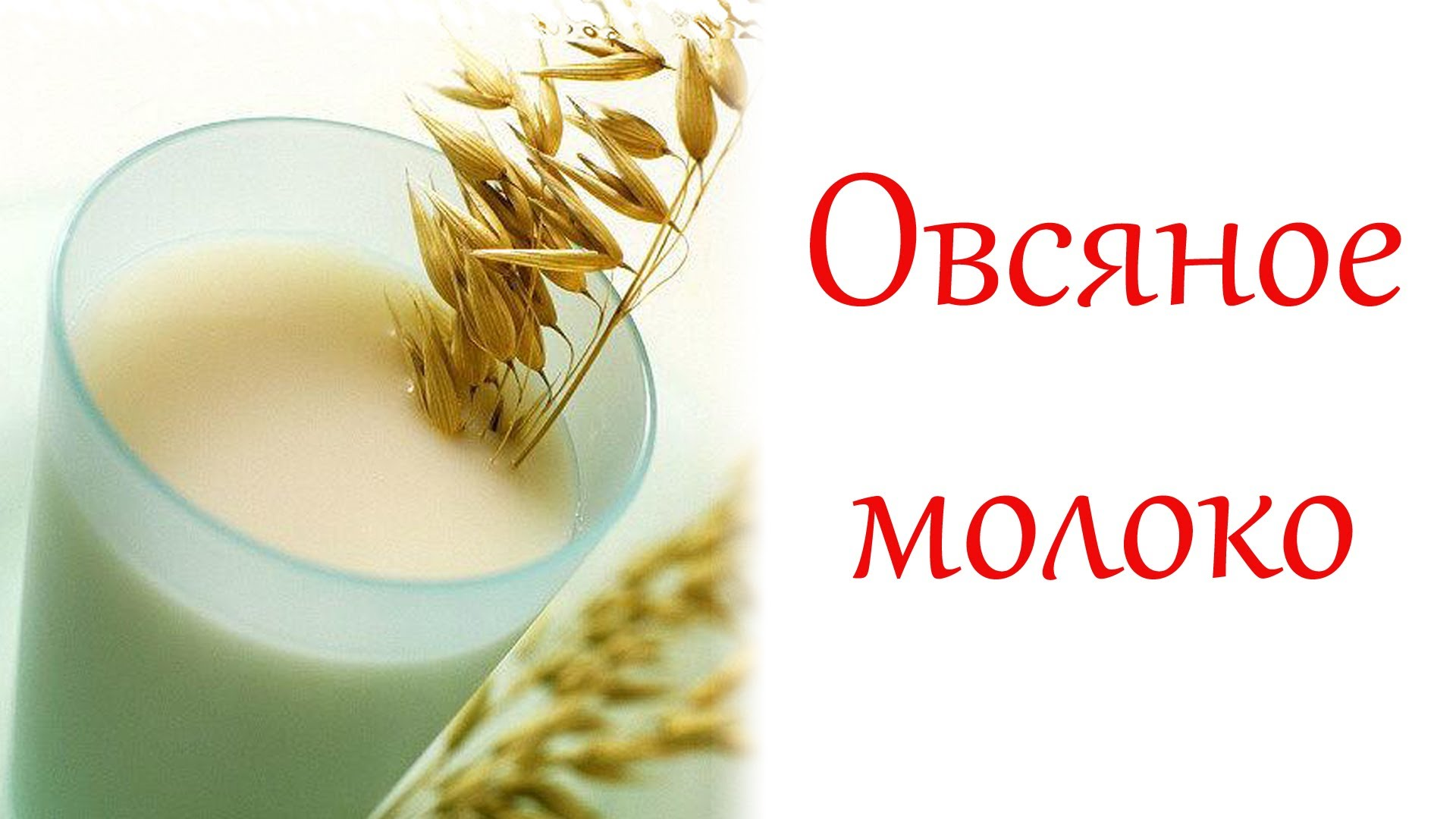 овсяное молоко1302