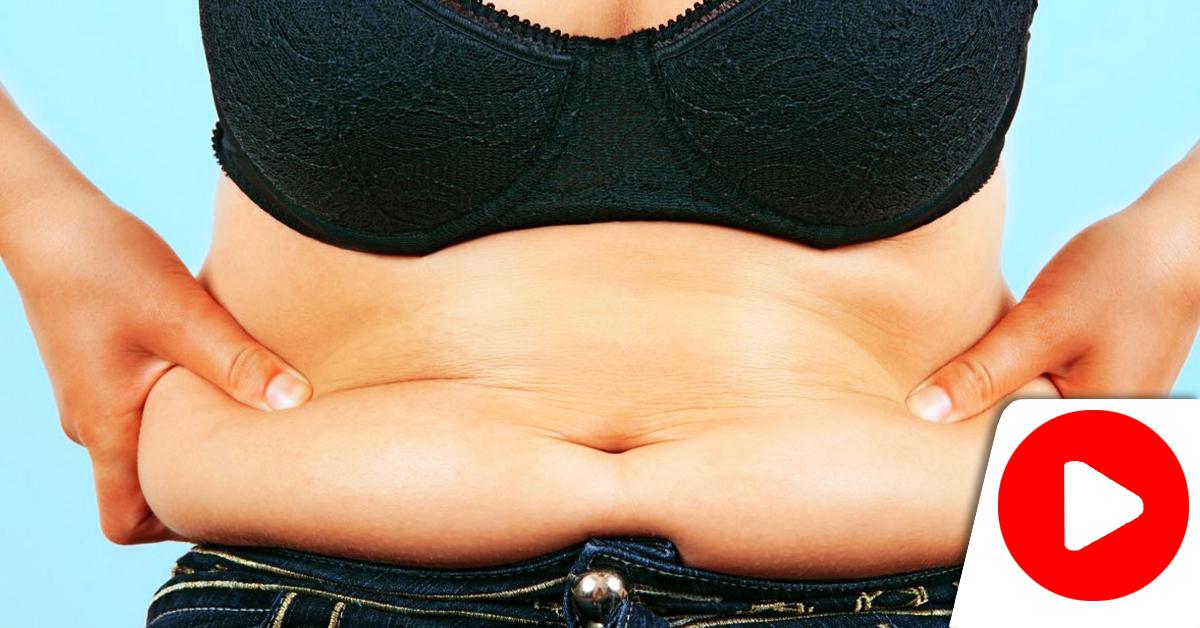 Специальная программа для похудения живота и боков