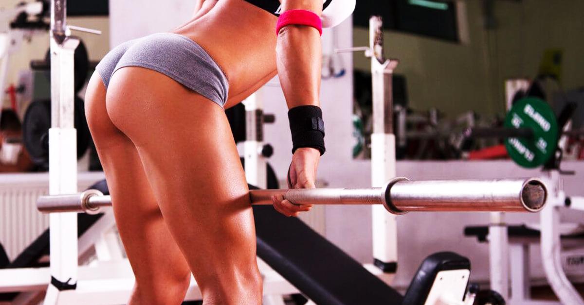 Фото спортивных женских ног