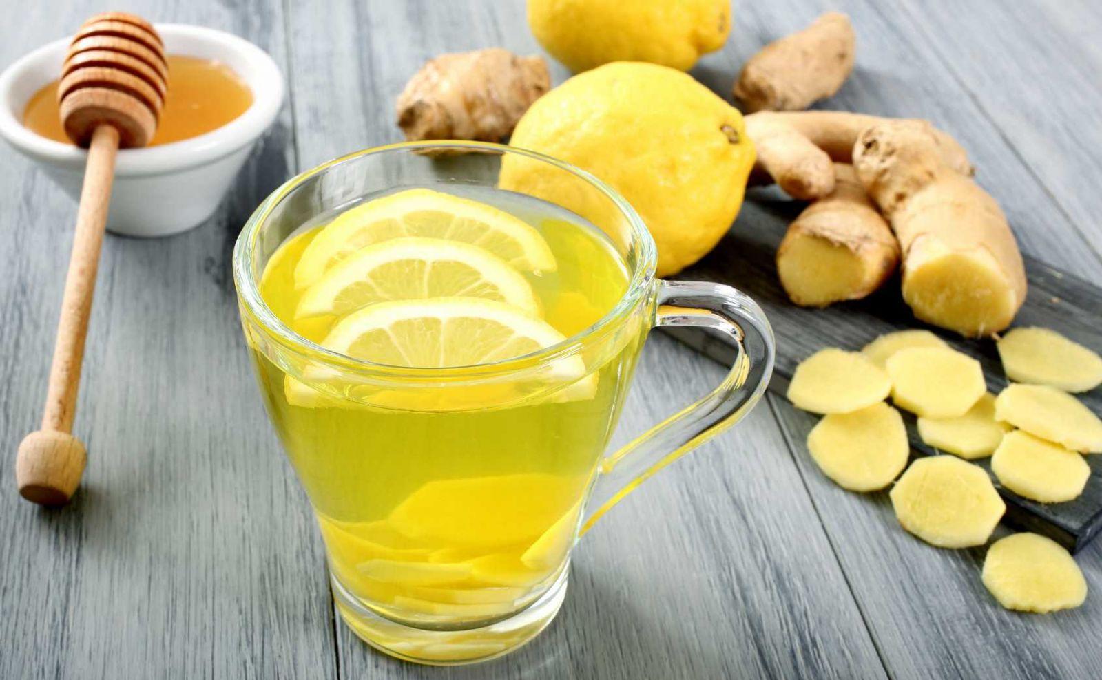 Имбирь и чеснок и лимон и мед для похудения