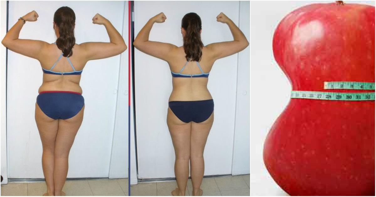 как похудеть в спине и боках диета