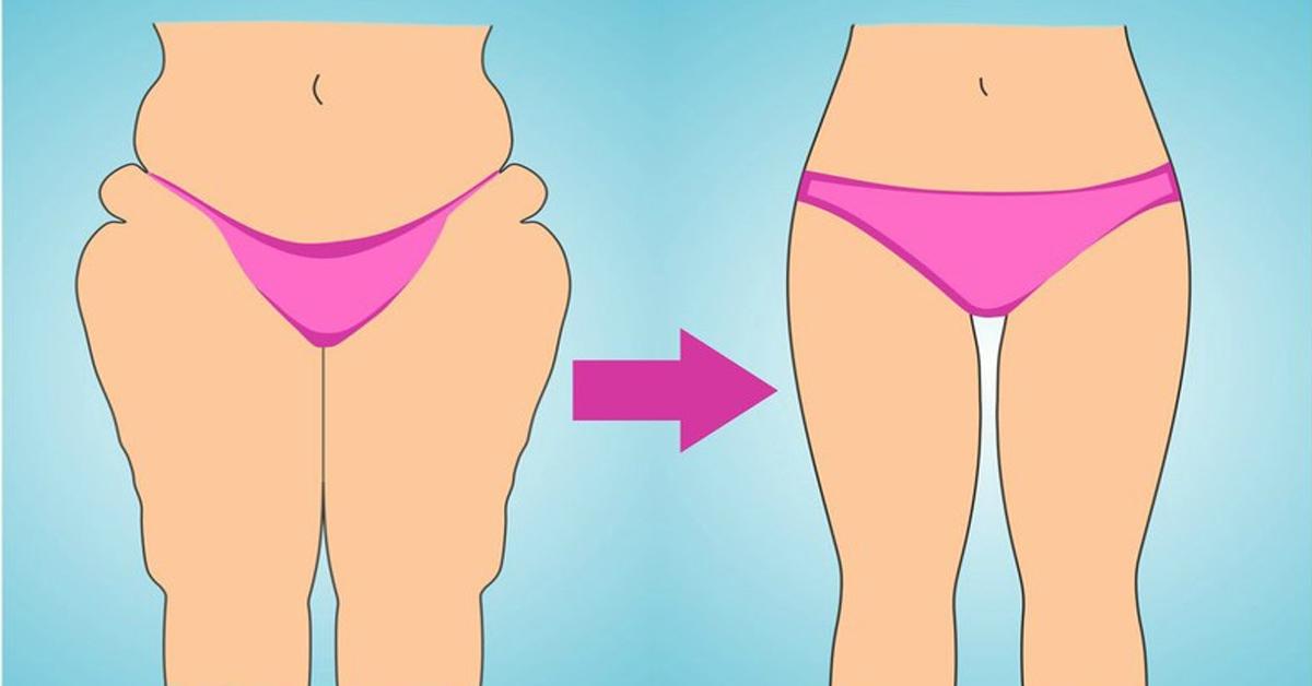 Как похудеть в ляшках и щеках