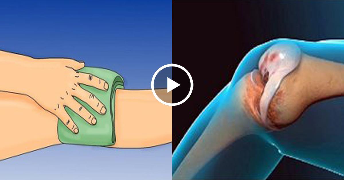 Почему скапливается жидкость в колене
