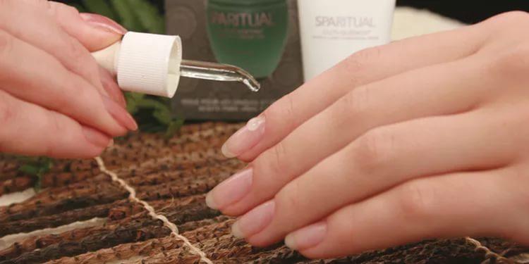 Масло для ногтей и кутикулы в домашних условиях