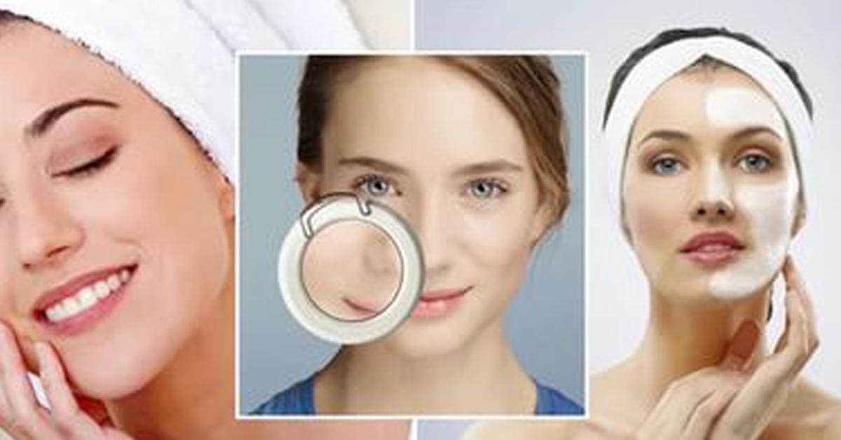 Маски для пористой кожи лица в домашних условиях