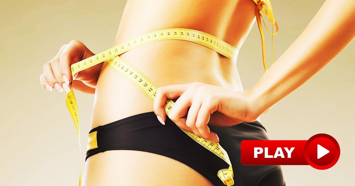 как убрать жир на спине и животе