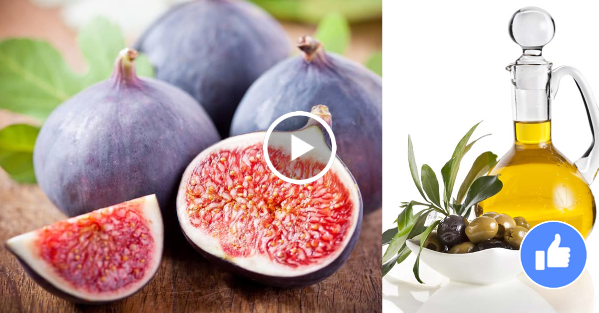 Инжир с оливковым маслом польза