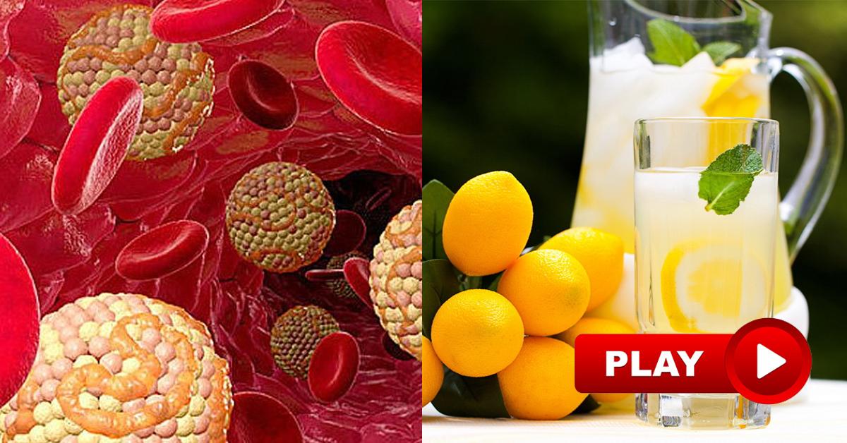 как снизить холестерин и сахар крови