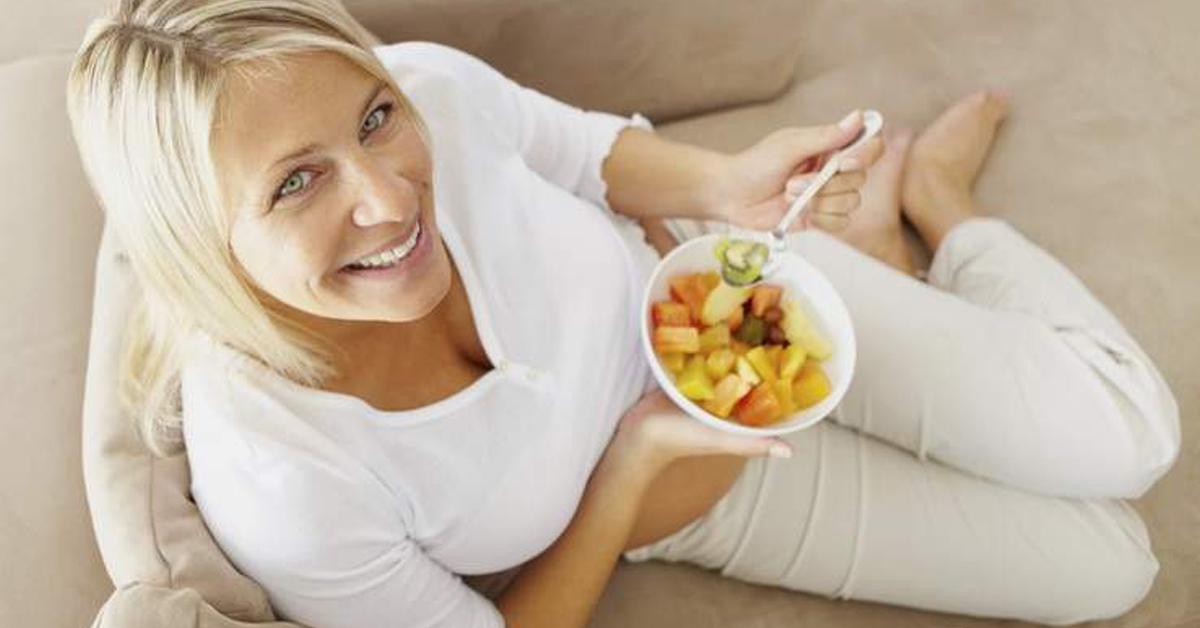 Диеты для похудения после родов
