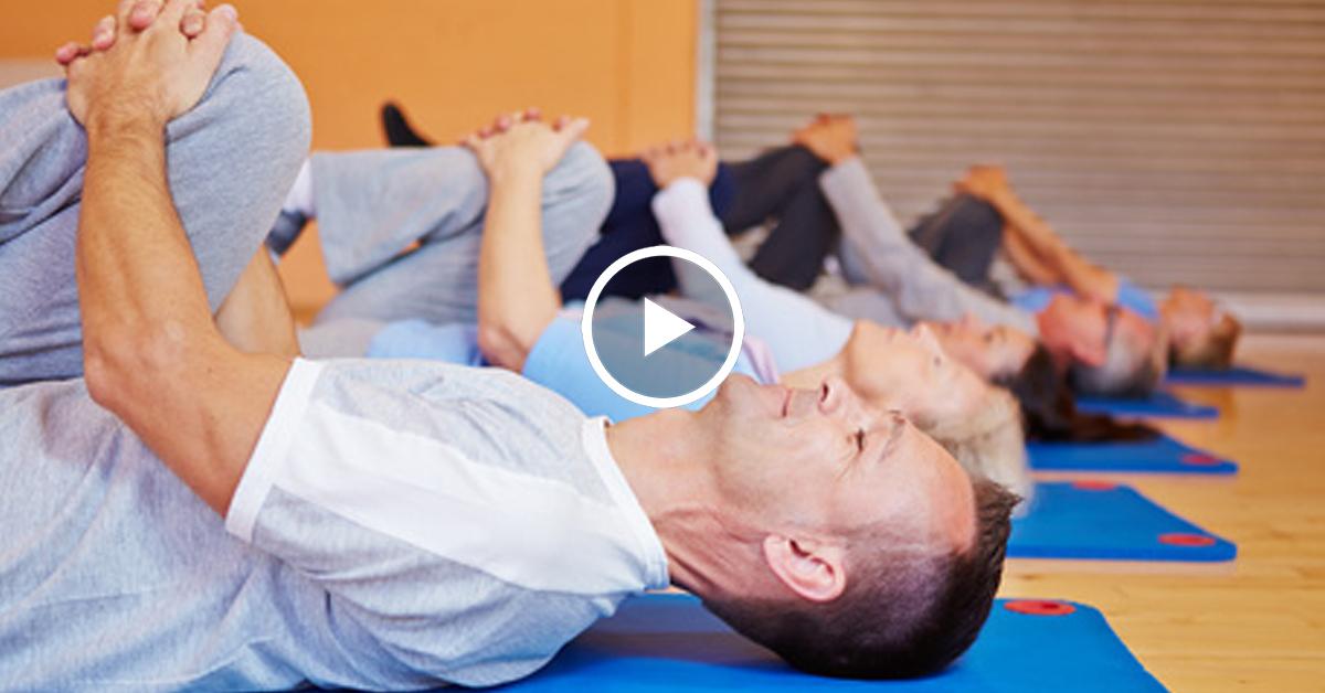 Упражнение от простатита и импотенции