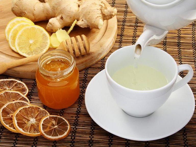 Найти бесплатно рецепт напитка из имбиря для похудения