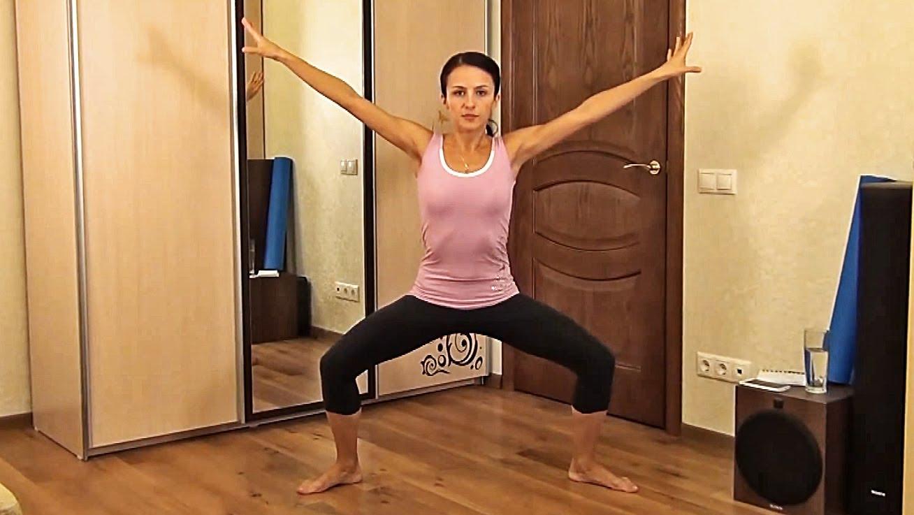 Дыхательная гимнастика для похудения живота вдохвыдох