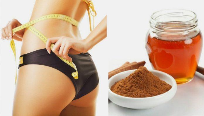 С помощью меда можно похудеть