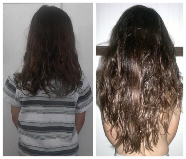 Как добавить на фото волосы