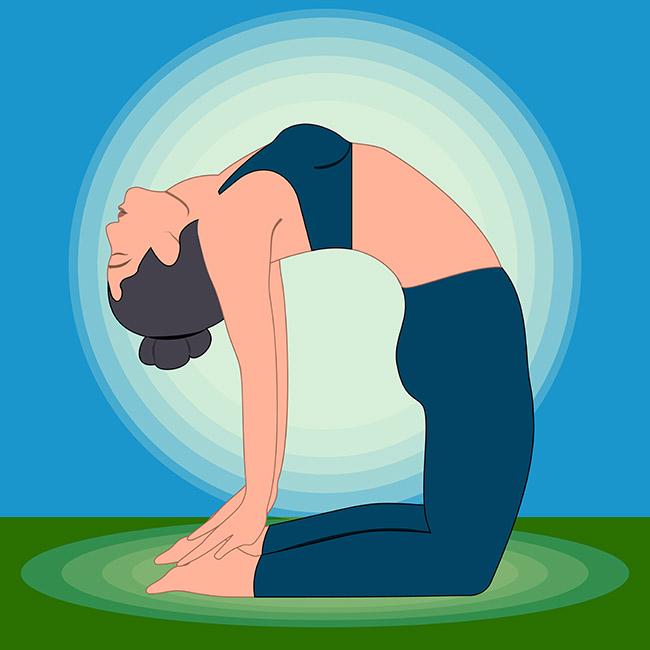 Упругий бюст в любом возрасте: 5 поз йоги предотвратят провисание!