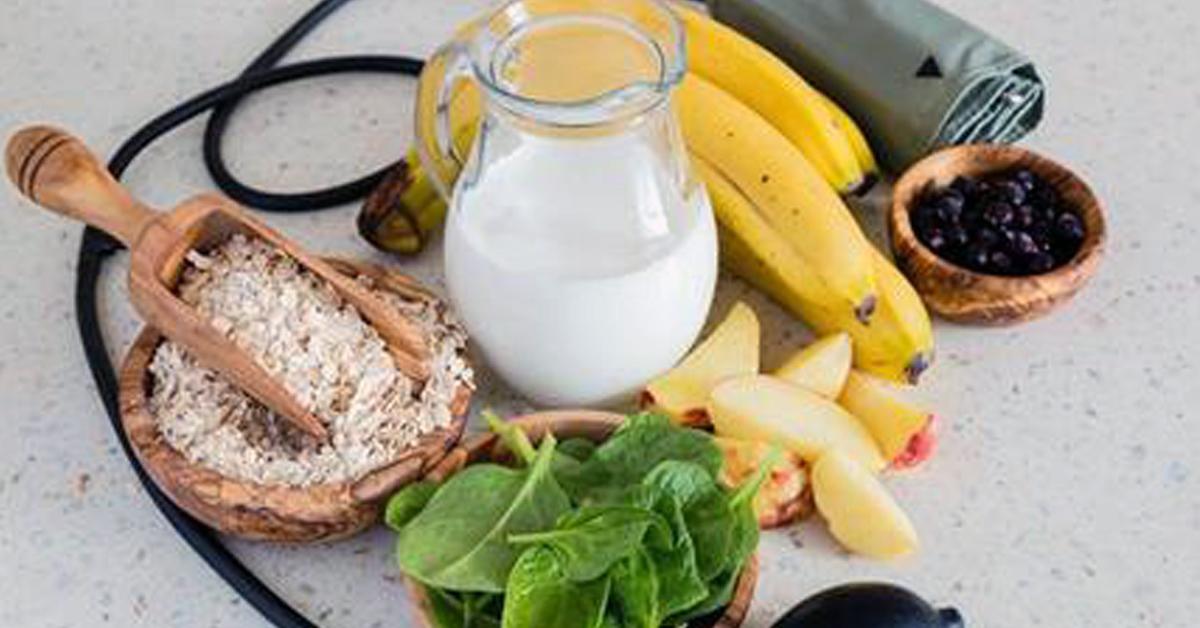 Нормализовать артериальное давление поможет правильное питание! Список продуктов.